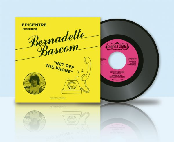 EPICENTRE feat. BERNADETTE BASCOM - GET OFF THE PHONE. SOLD OUT!